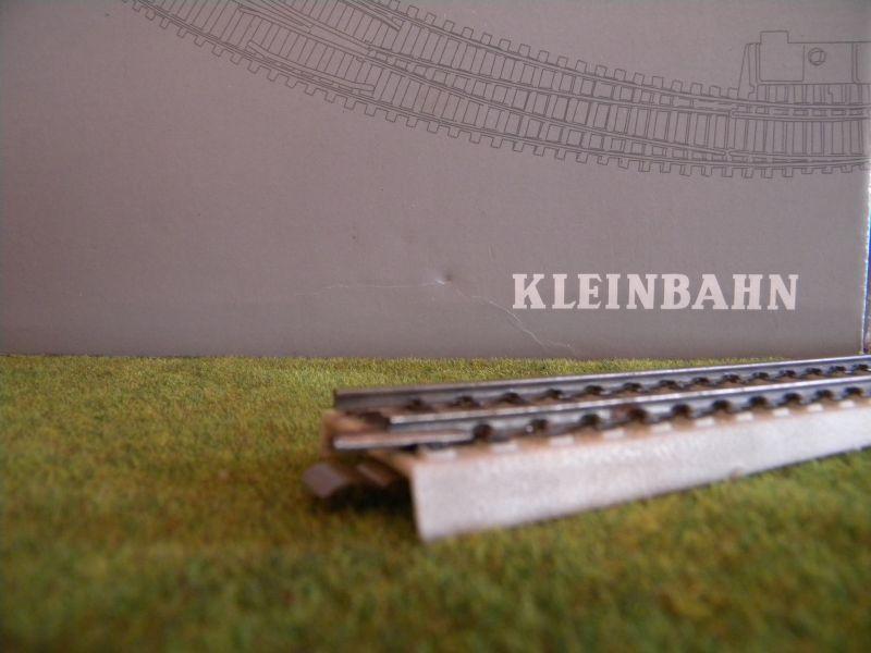 Kleinbahn - Schienenmaterial 12151769no
