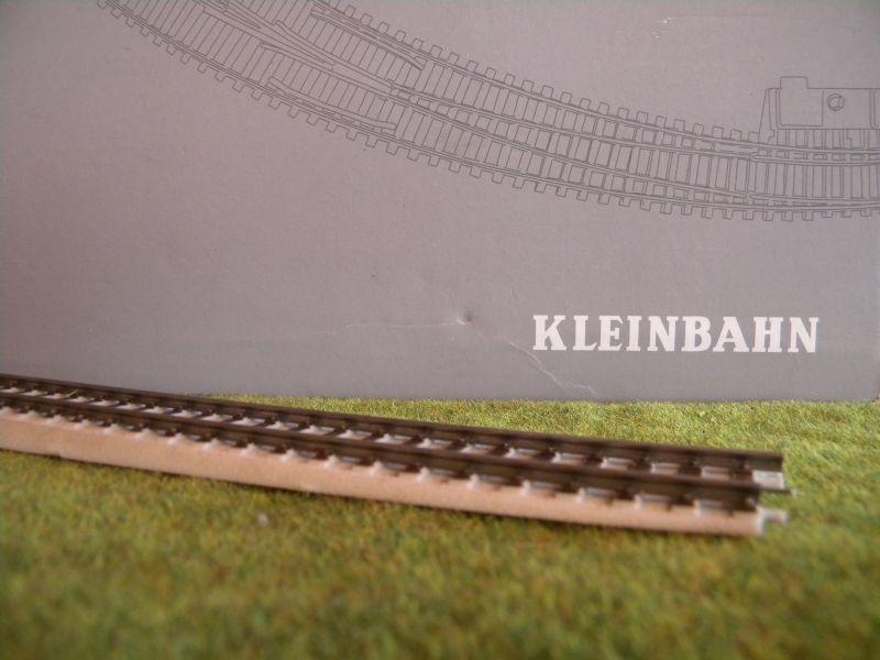 Kleinbahn - Schienenmaterial 12151770jr