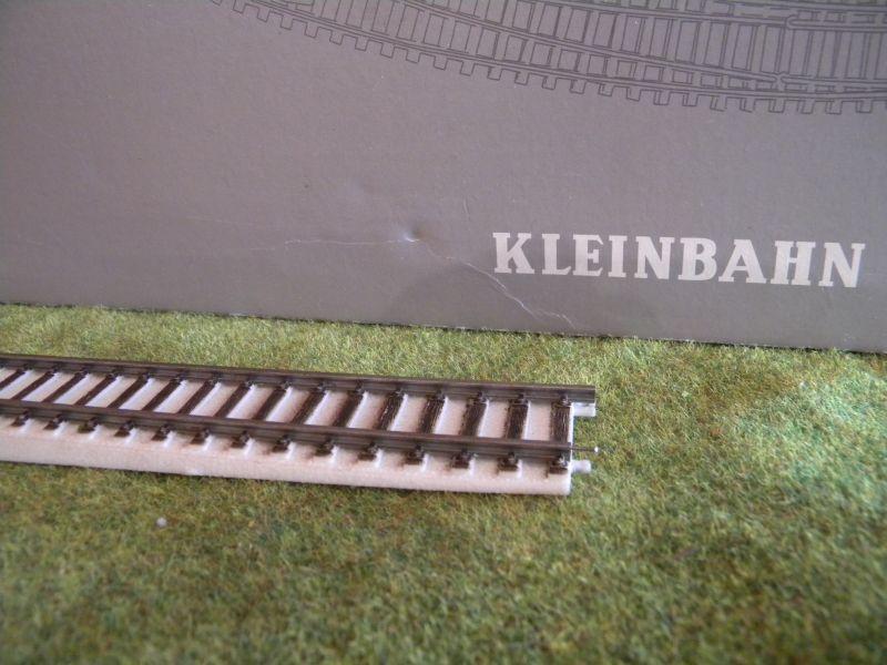 Kleinbahn - Schienenmaterial 12151771jm