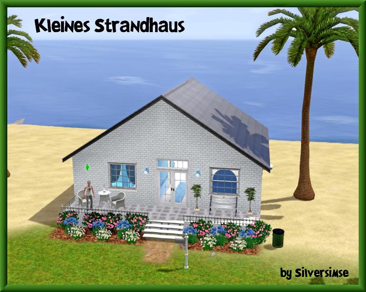 Silversimses werkstatt seite 48 das sims forum - Kleines strandhaus ...