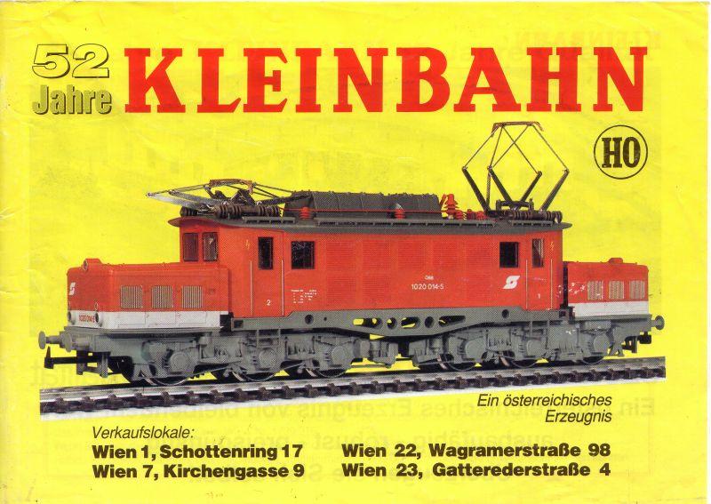 Kleinbahn - in Deutschland wenig bekannt 12287132fc