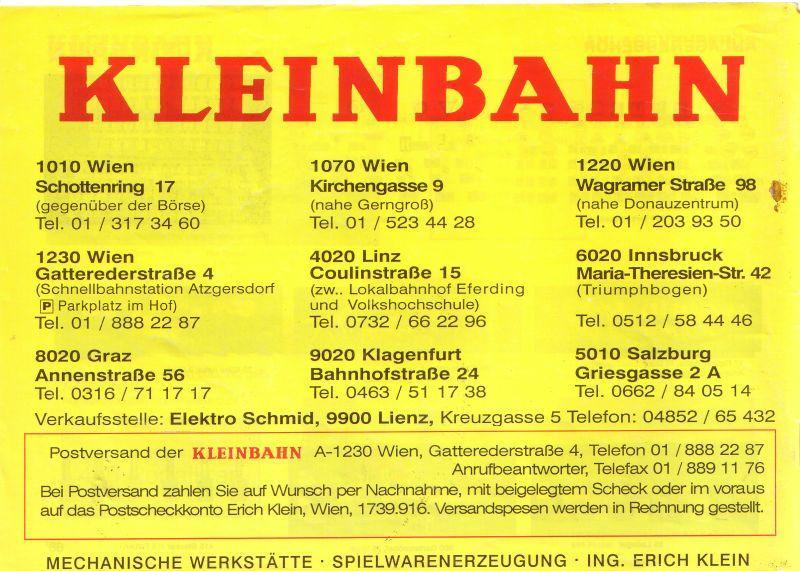 Kleinbahn - in Deutschland wenig bekannt 12287133ju