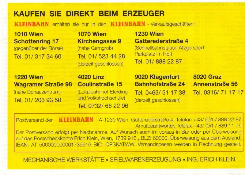 Kleinbahn - in Deutschland wenig bekannt 12287137zx