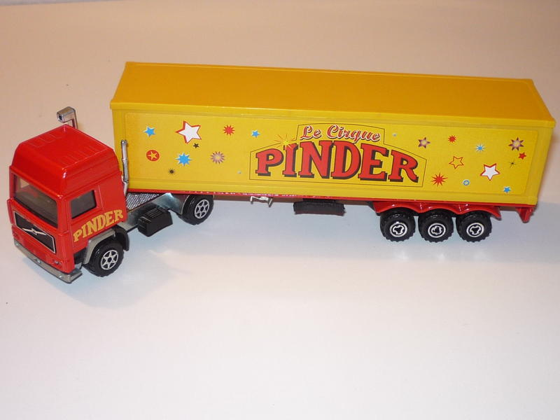 N°3055 Volvo Porte Container. 12371665gh