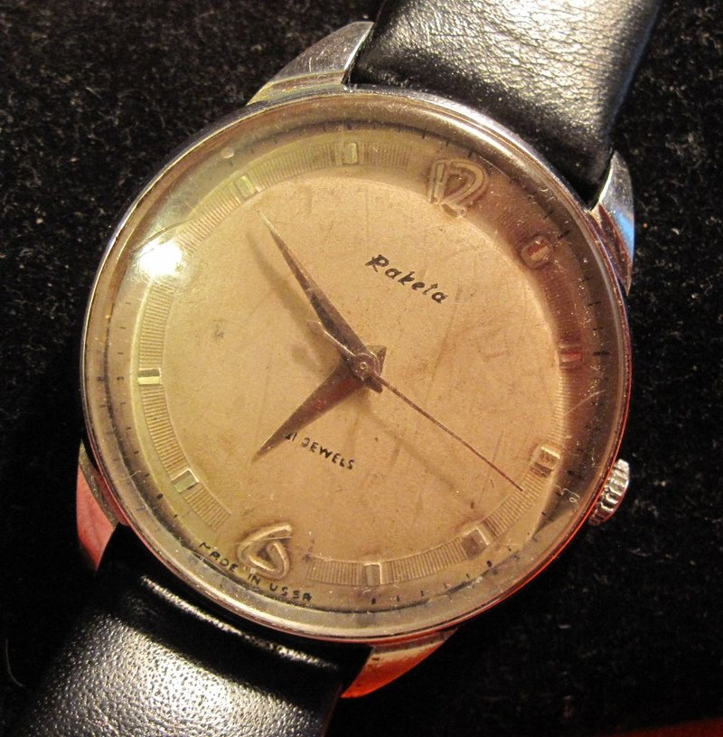 Vintage Roxy Uhr Co