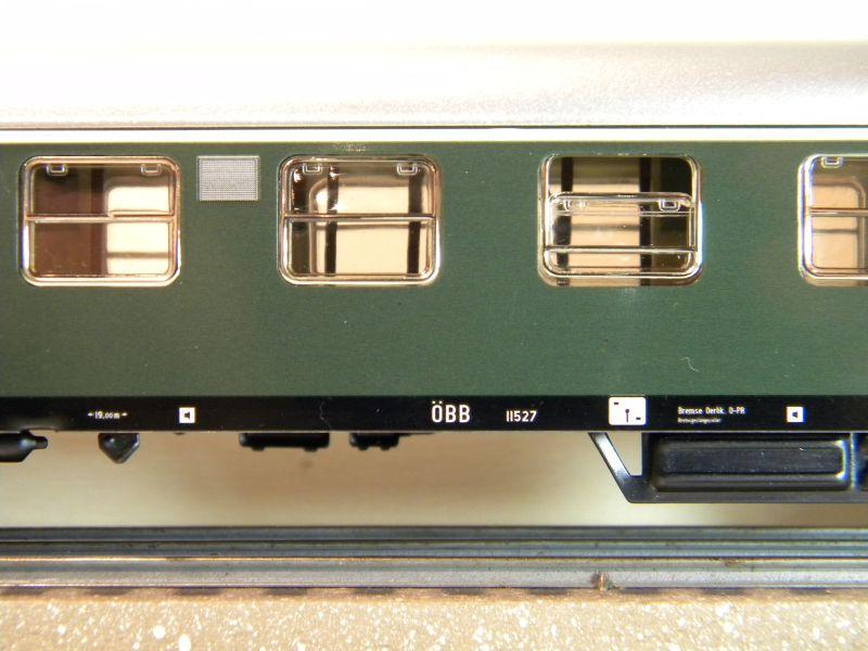 Märklin 00766-5 D-Zug Wagen ÖBB, 1. Klasse 12457539zj