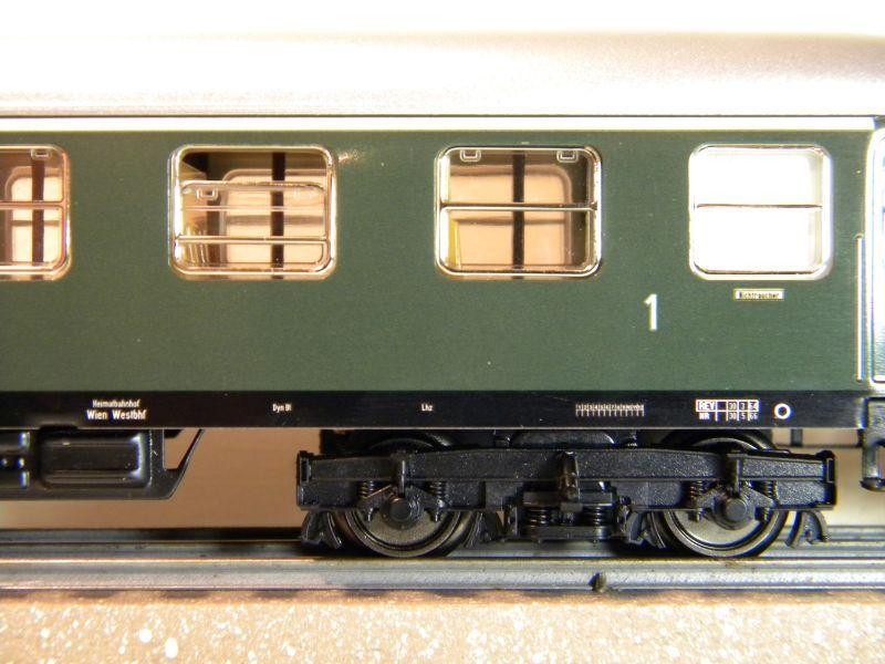 Märklin 00766-5 D-Zug Wagen ÖBB, 1. Klasse 12457541od