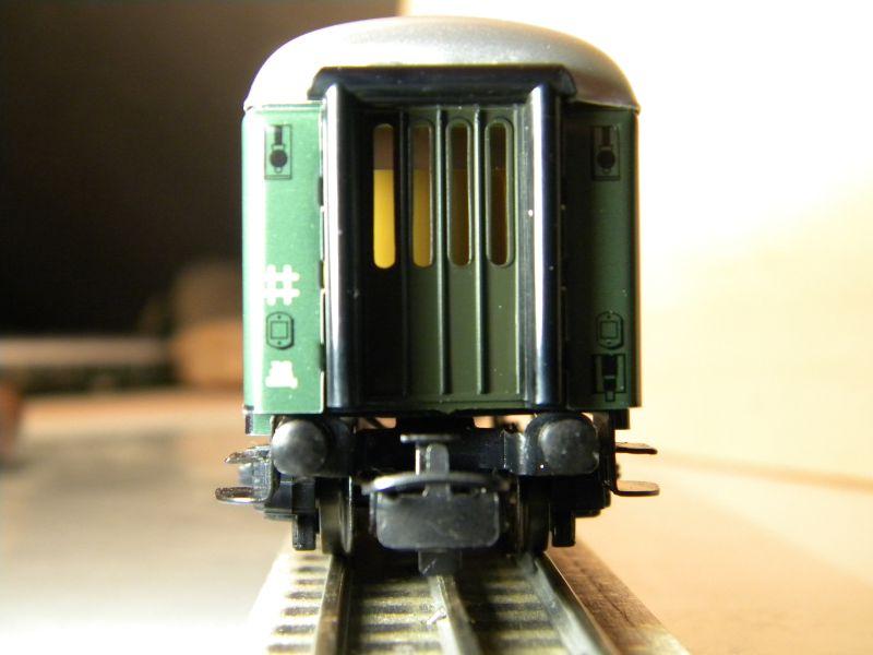 Märklin 00766-5 D-Zug Wagen ÖBB, 1. Klasse 12457543jg