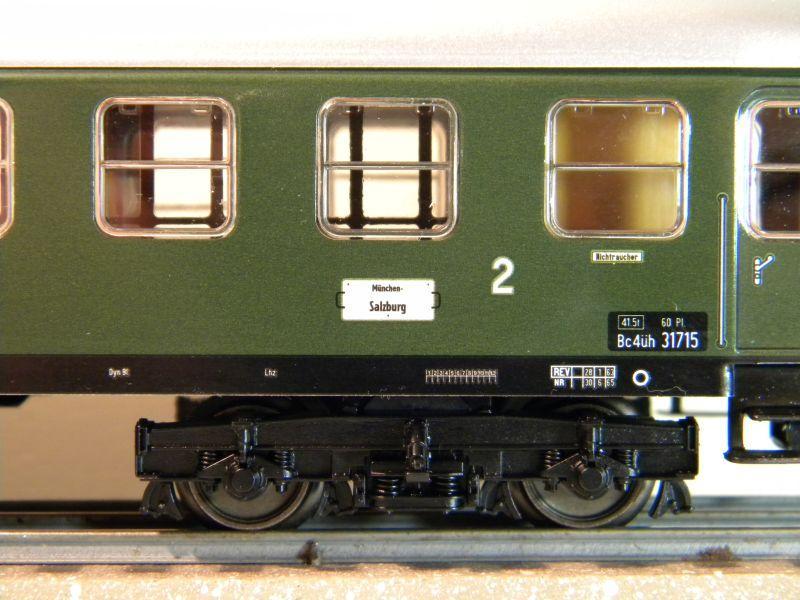 Märklin 0766-6 D-Zug Wagen ÖBB, 2 Klasse 12457680jp