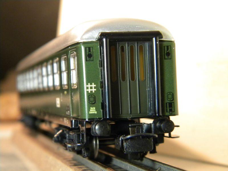 Märklin 0766-6 D-Zug Wagen ÖBB, 2 Klasse 12457681dt