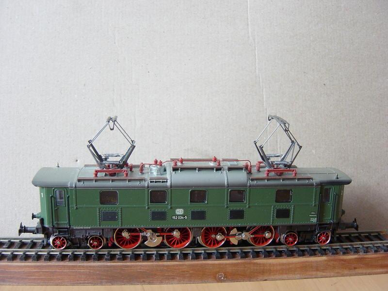 E-Lok BR 152 034-5 der DB (MÄRKLIN Art.Nr. 3366) 12478533ol