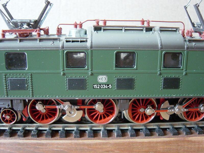 E-Lok BR 152 034-5 der DB (MÄRKLIN Art.Nr. 3366) 12478536nb