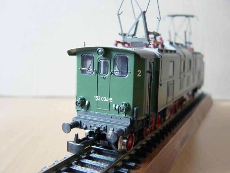 E-Lok BR 152 034-5 der DB (MÄRKLIN Art.Nr. 3366) 12478549vf