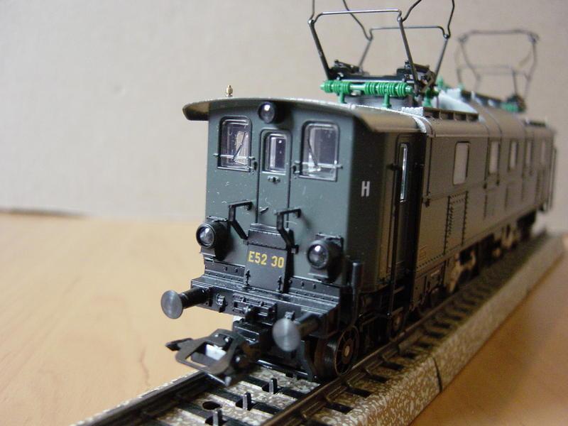 E-Lok BR 152 034-5 der DB (MÄRKLIN Art.Nr. 3366) 12496577fg