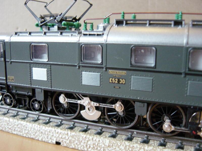 E-Lok BR 152 034-5 der DB (MÄRKLIN Art.Nr. 3366) 12496594oe