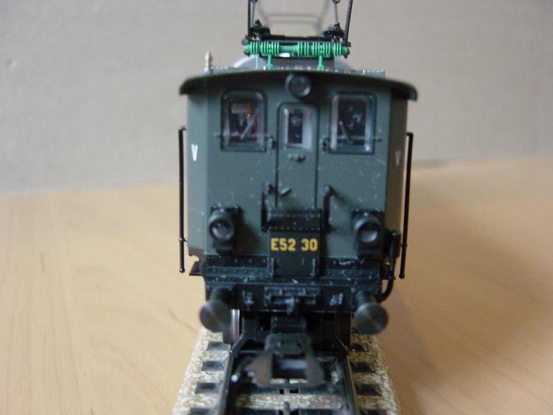 E-Lok BR 152 034-5 der DB (MÄRKLIN Art.Nr. 3366) 12496612yu