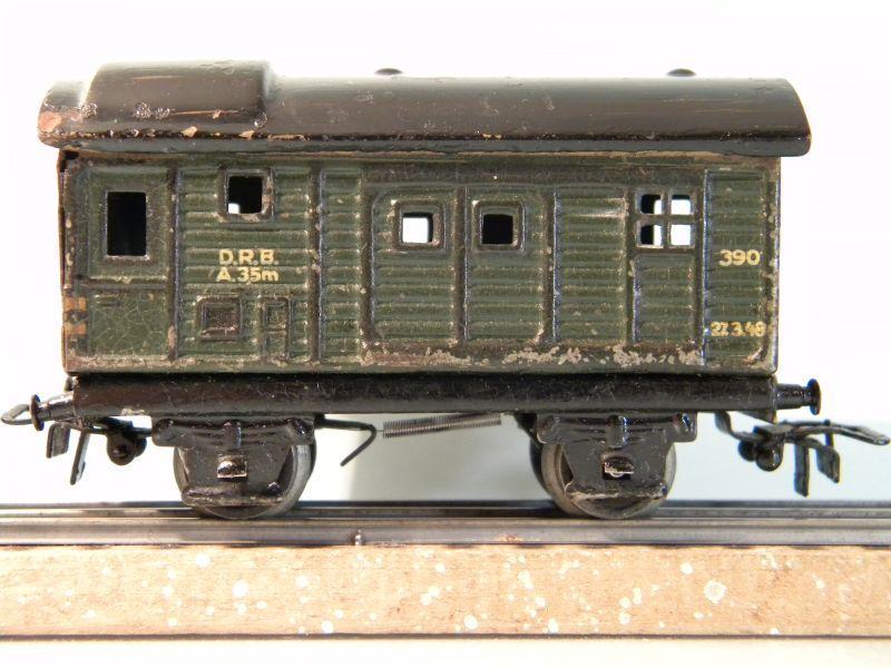 Märklin 390 Güterzug-Gepäckwagen 12527231qa