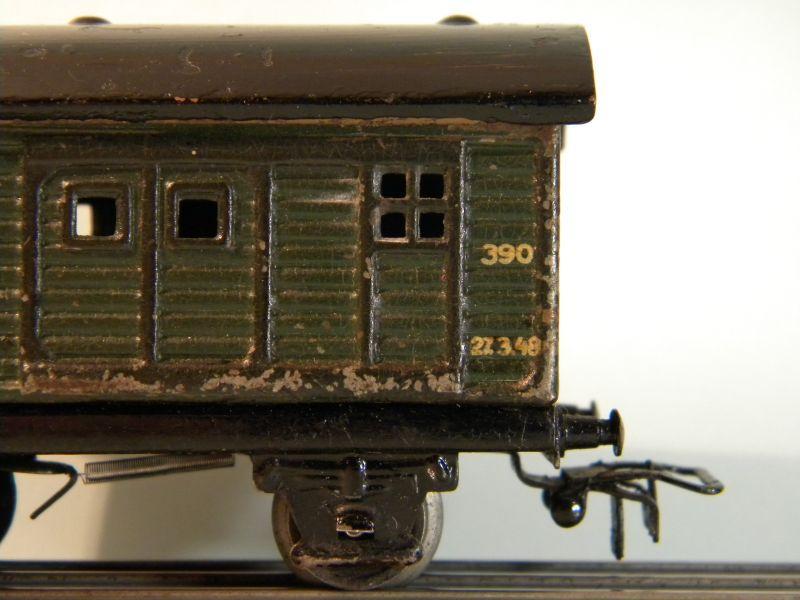 Märklin 390 Güterzug-Gepäckwagen 12527233nx
