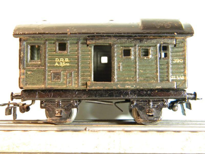 Märklin 390 Güterzug-Gepäckwagen 12527235py