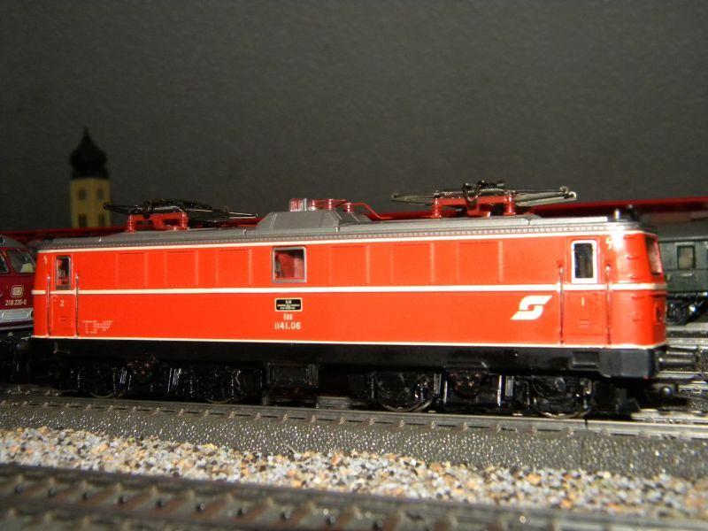 Märklin 3166 E-Lok BR 1141 der ÖBB 12527922ar