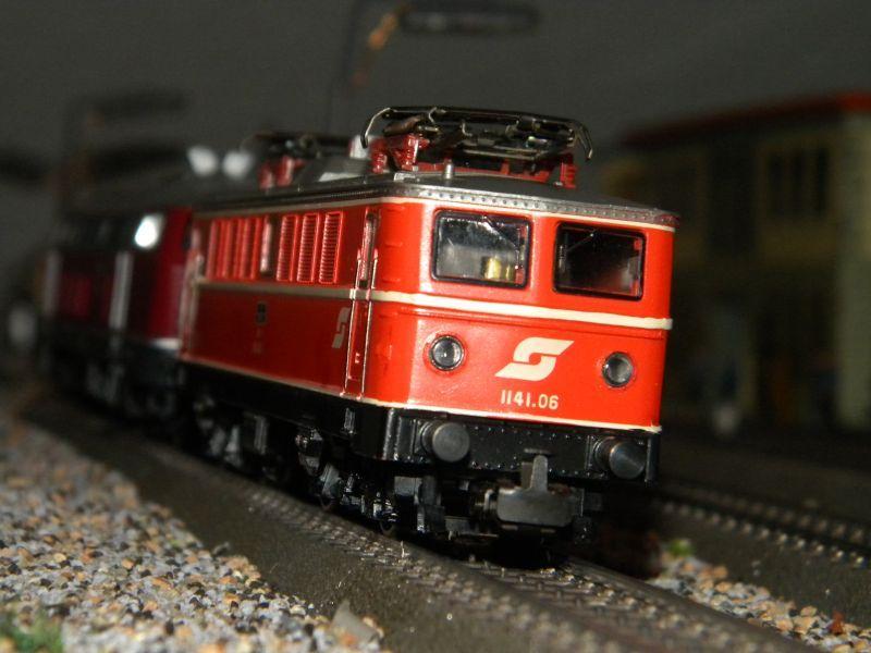 Märklin 3166 E-Lok BR 1141 der ÖBB 12527924xb