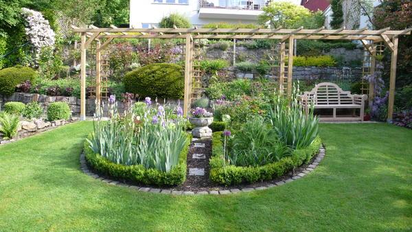 Vom irgendwas zum garten vorher und nachher seite 6 for Gartengestaltung vorher nachher