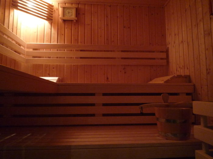 infrarotkabine oder sauna. Black Bedroom Furniture Sets. Home Design Ideas