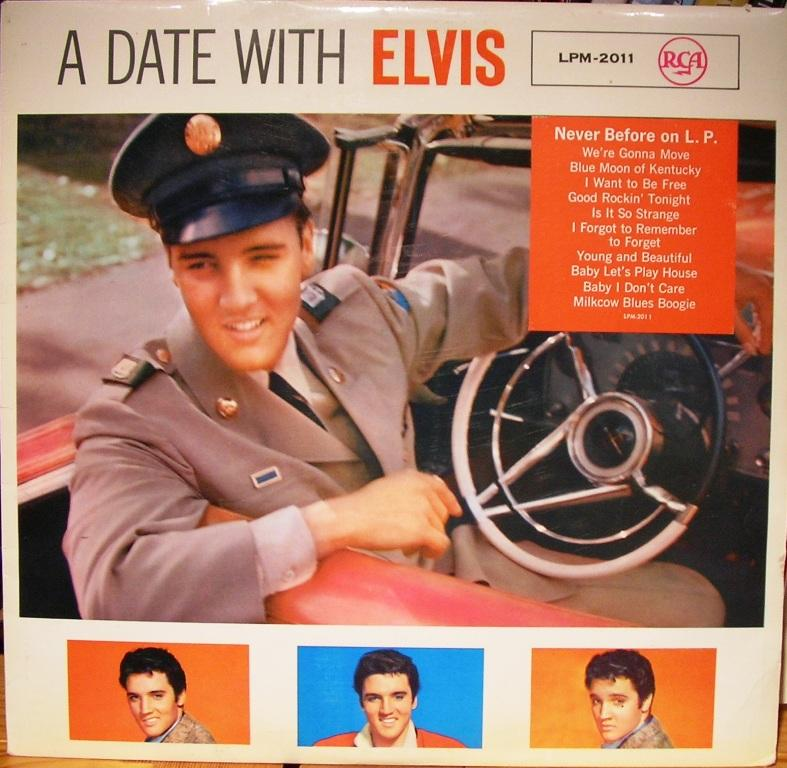 A DATE WITH ELVIS 12622717pu