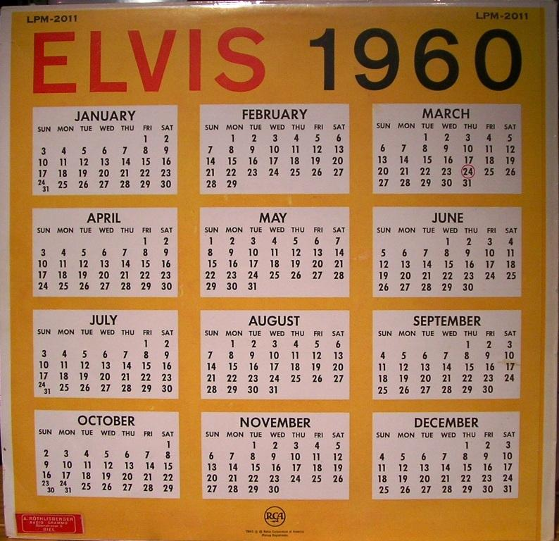 A DATE WITH ELVIS 12622726hr