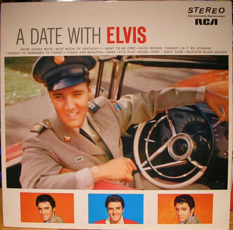 A DATE WITH ELVIS 12622779mc