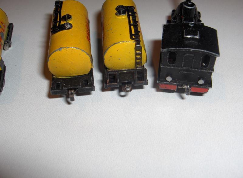 Noch ein paar Bilder von der Minitrix Schiebebahn 12631836pv