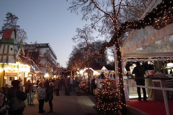 Bad Oeynhausen Weihnachtsmarkt.Weihnachtsmarkt Bad Oeynhausen Sandras Und Svens Forum Für