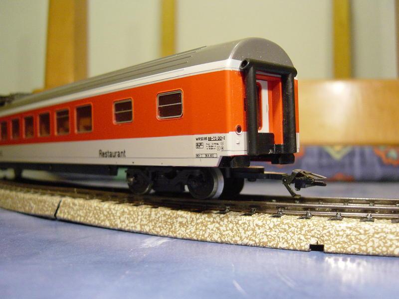 D-Zug Speisewagen SBB (MÄRKLIN Art.Nr.4217) 12662142pc