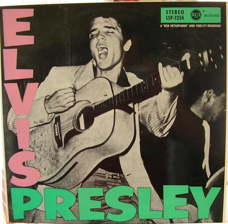 ELVIS PRESLEY 12663991vb