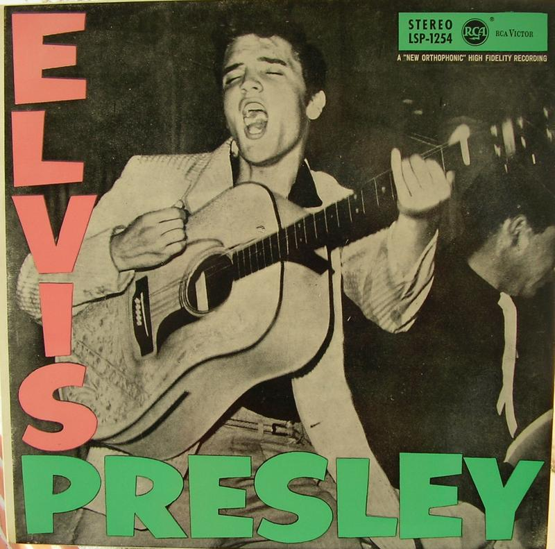 ELVIS PRESLEY 12664068dp