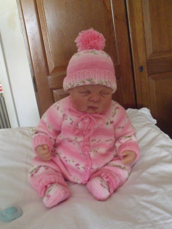 Baby Ausfahrgarnitur Stricken Desleutelbenjezelf Blog