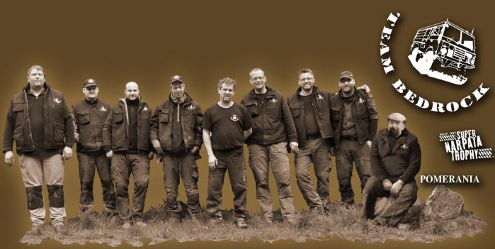 Die Abenteuer des Bedrock-Team