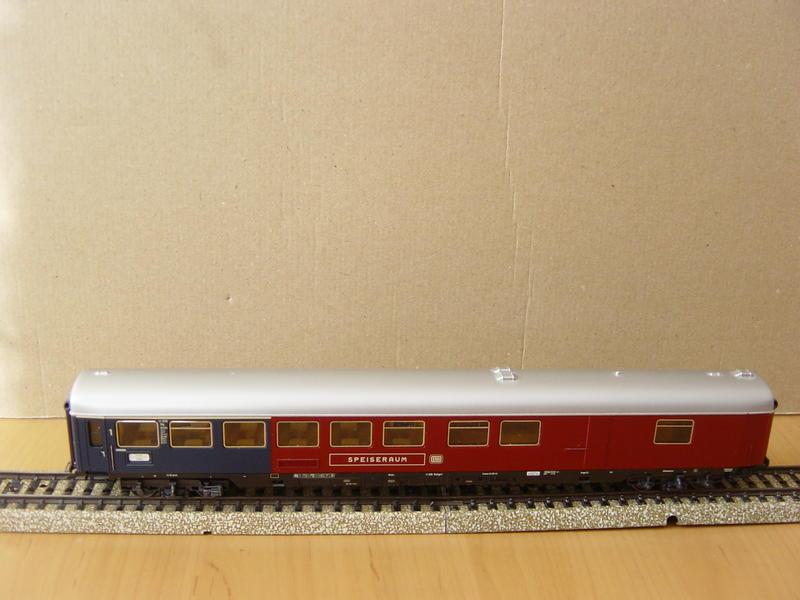 "D-Zug Wagen ""Kakadu"" -Alt und Neu- (MÄRKLIN Art.Nr.4078) 12742719yw"