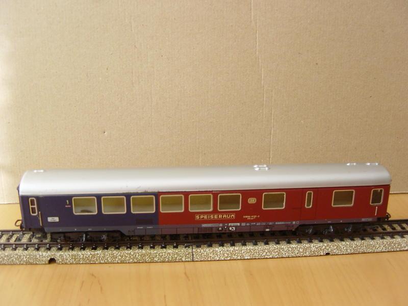 """D-Zug Wagen """"Kakadu"""" -Alt und Neu- (MÄRKLIN Art.Nr.4078) 12742736hu"""