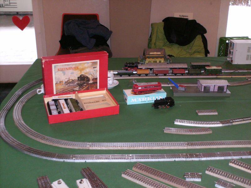 Das war der Modellbahntreff am 09. Dezember 2012 in der Lindenkirchengemeinde Berlin 12764181gm
