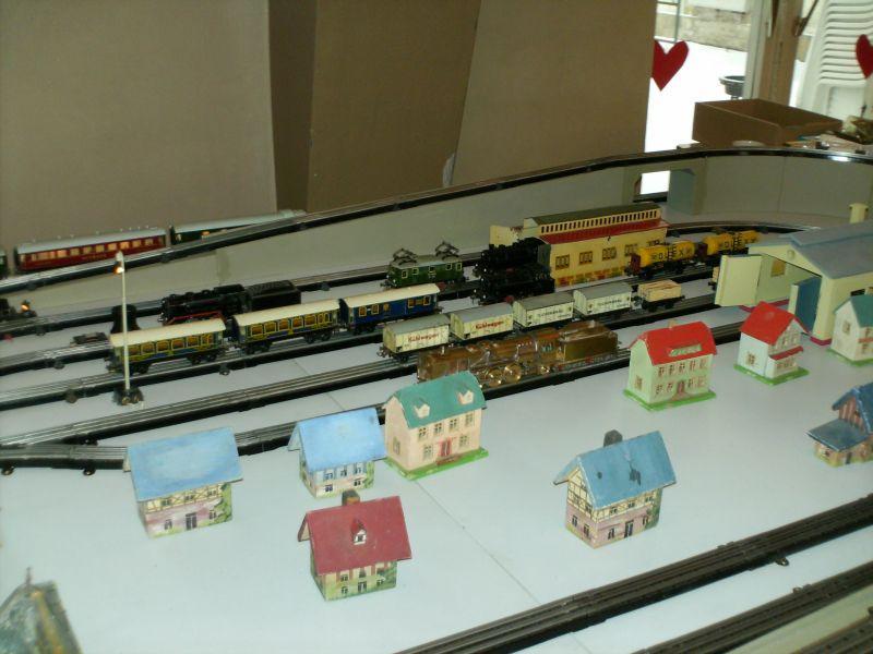 Das war der Modellbahntreff am 09. Dezember 2012 in der Lindenkirchengemeinde Berlin 12764185pj