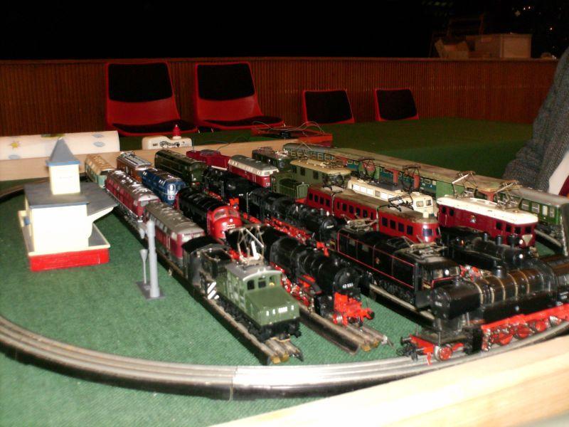 Das war der Modellbahntreff am 09. Dezember 2012 in der Lindenkirchengemeinde Berlin 12764186cb