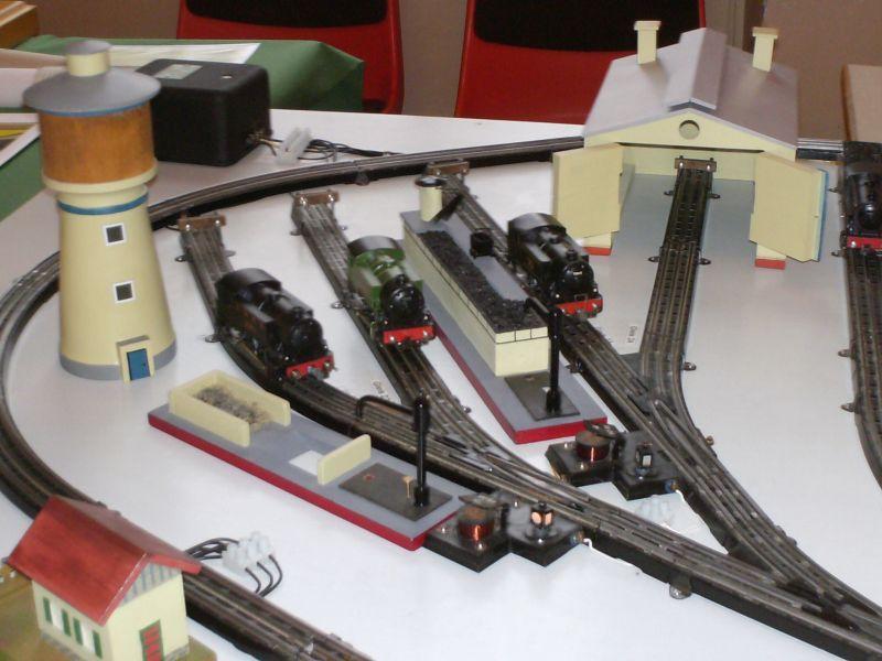 Das war der Modellbahntreff am 09. Dezember 2012 in der Lindenkirchengemeinde Berlin 12764189bj