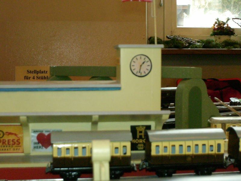Das war der Modellbahntreff am 09. Dezember 2012 in der Lindenkirchengemeinde Berlin 12764487fh