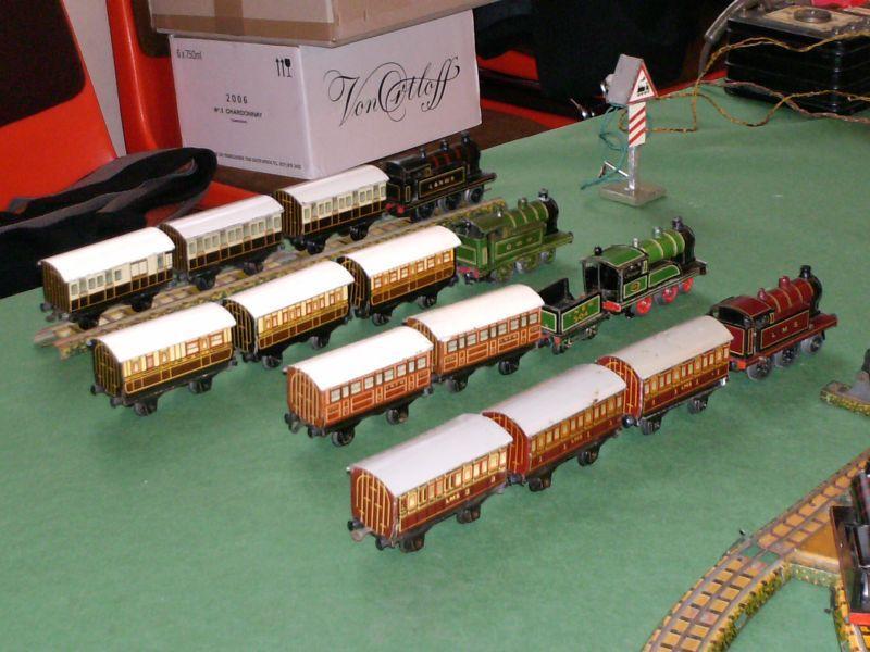Das war der Modellbahntreff am 09. Dezember 2012 in der Lindenkirchengemeinde Berlin 12764492lq