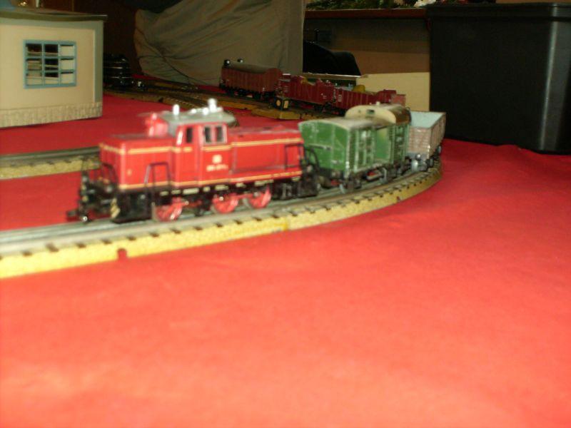 Das war der Modellbahntreff am 09. Dezember 2012 in der Lindenkirchengemeinde Berlin 12764494zm
