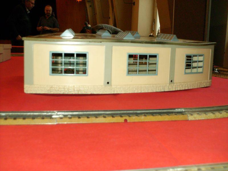 Das war der Modellbahntreff am 09. Dezember 2012 in der Lindenkirchengemeinde Berlin 12764534bm