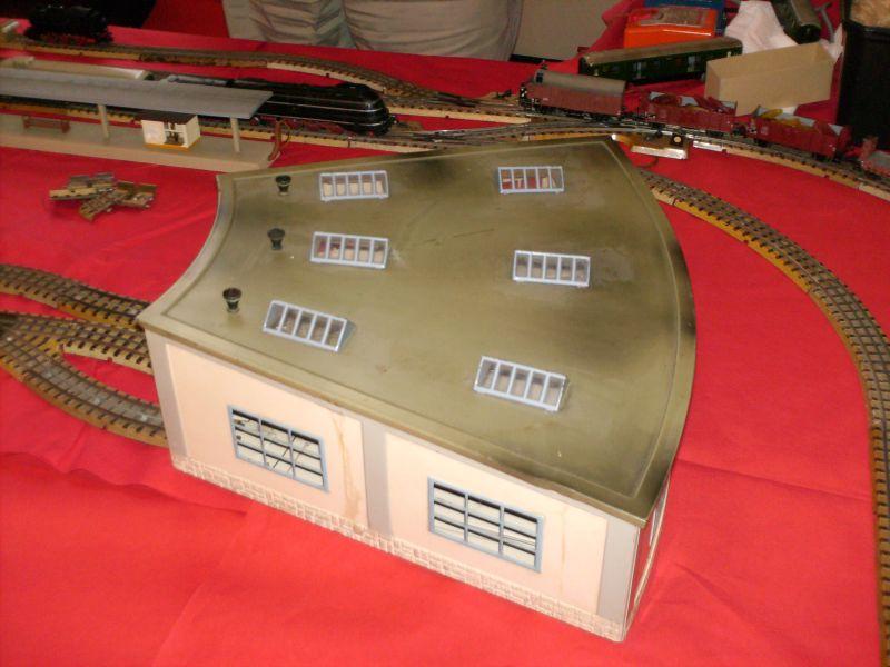 Das war der Modellbahntreff am 09. Dezember 2012 in der Lindenkirchengemeinde Berlin 12764535fv