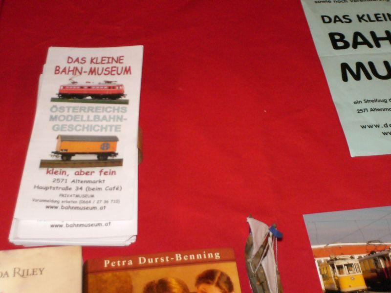 Das war der Modellbahntreff am 09. Dezember 2012 in der Lindenkirchengemeinde Berlin 12764558op