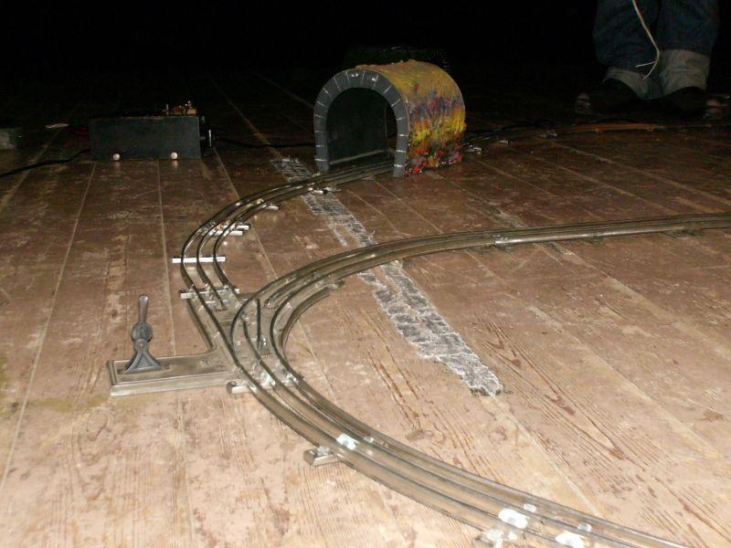 Das war der Modellbahntreff am 09. Dezember 2012 in der Lindenkirchengemeinde Berlin 12764563ss
